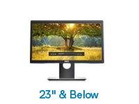 "23"" & Below"