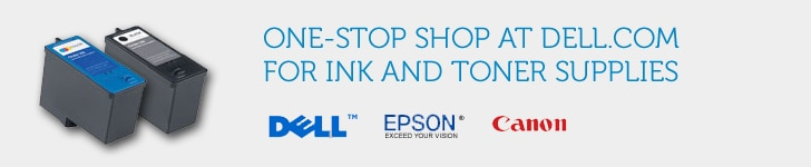 One-Stop Shop at Dell.Com For Ink And Toner Supplies