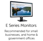 E Series Monitors
