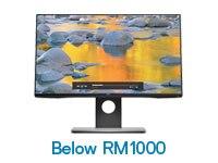 Below RM1000