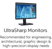 UltraSharp Monitors