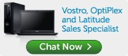 Vostro, Optiplex and Latitude Sales Specialist