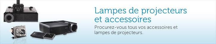 Lampes de projecteurs et accessoires