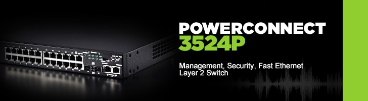 PowerConnect 3524P Details