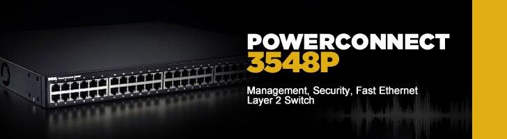 PowerConnect 3548P Details