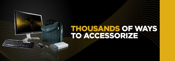 Dell Accessories - Thousands of Ways