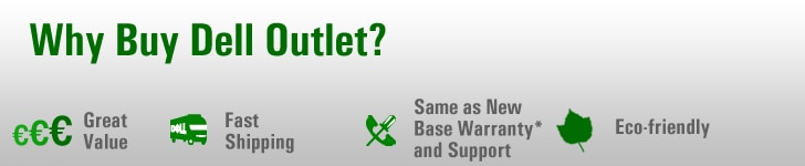 Why Buy Dell Outlet?