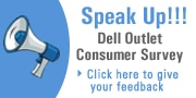Dell Outlet Consumer Survey