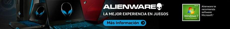 Alienware te recomienda software Microsoft