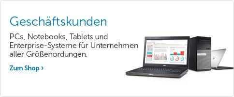 Dell-Computer für Geschäftskunden