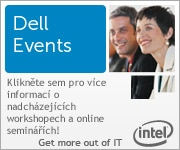 Akce společnosti Dell