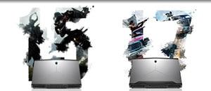 全新 Alienware 15 遊戲專用筆記型電腦