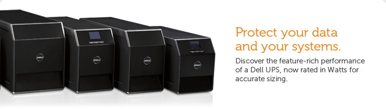 Dell UPS for Power Management | Dell