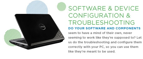 Software and Device Configuration and Troubleshooting
