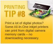 Printing Tip #8