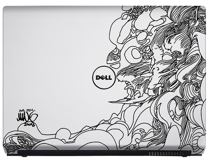 "Vote For My Design In Dell Design Studio ""Make It Yours"" Contest"