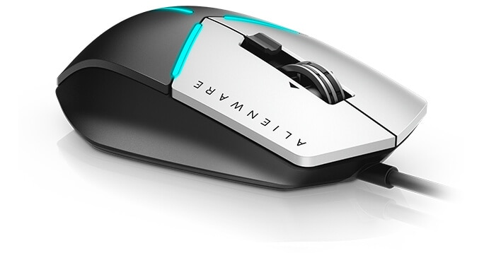 Alienware Advanced Gaming Mouse | AW558 - Precision perfected