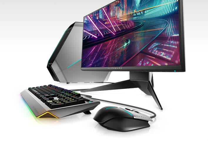 Alienware Pro 遊戲專用鍵盤:AW768 | 最豪華的配備,最充足的戰力