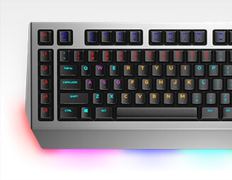 Alienware Pro Gaming Keyboard | AW768 - Increased control and accuracy