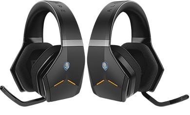 Alienware Wireless Gaming Headset - AW988 | Take sound seriously