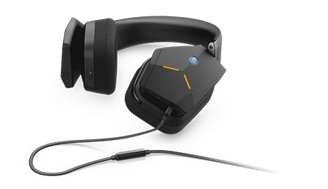 Alienware Wireless Gaming Headset - AW988 | Add nuance to every note.