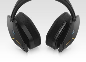 Alienware Wireless Gaming Headset - AW988 | Game all day (or night)