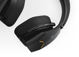 Alienware Wireless Gaming Headset - AW988 | Long live your battery