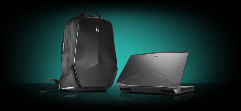 Alienware Vindicator BackPack - The style you crave