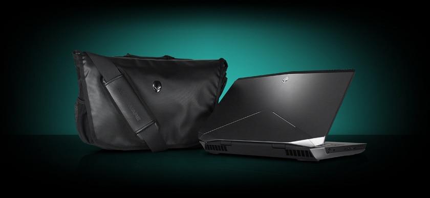 Alienware Vindicator Messenger Bag - The new standard of comfort and design 4e973d358abd1