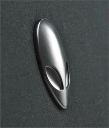 Alienware Vindicator Neoprene Sleeve - Iconic Matte Black Alien head logo