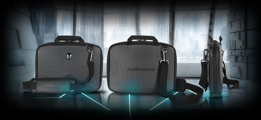 Alienware Vindicator Slim Carrying Case - Mobile Edge Lifetime Warranty