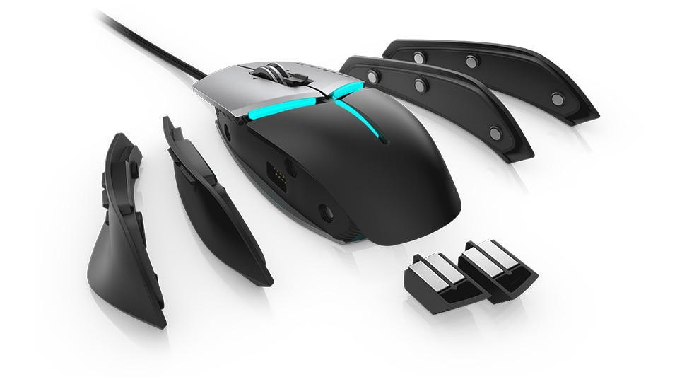 Alienware Elite Gaming Mouse : AW959 | Customization comes standard