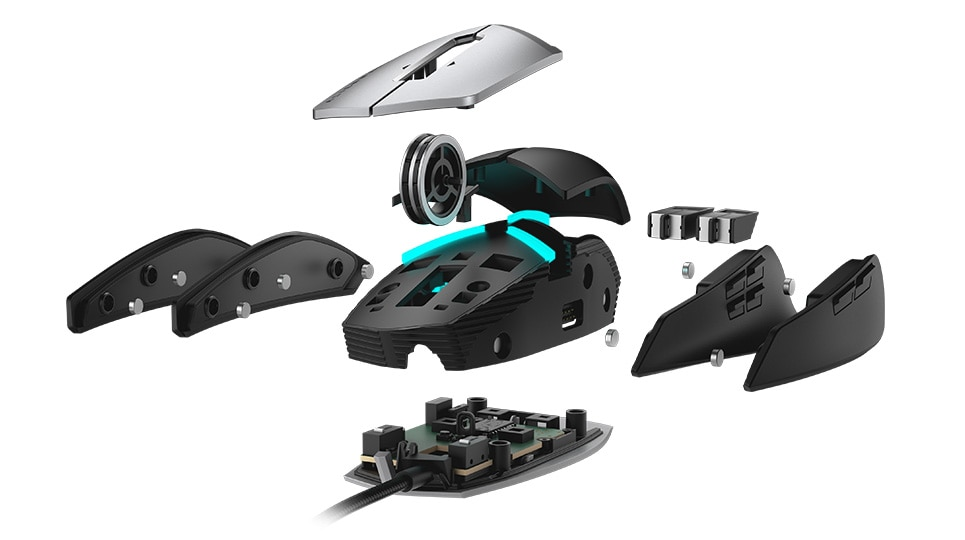 Alienware Elite Gaming Mouse : AW959 | The power to perform