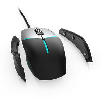 Alienware Elite Gaming Mouse : AW959 | Features