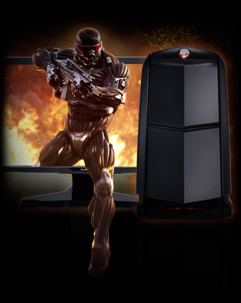 Blazing Video Game Cards with the Alienware Aurora