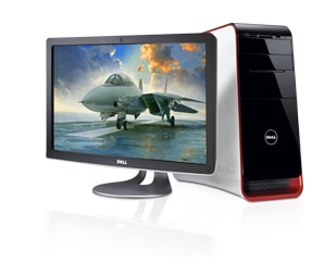 Dell Studio XPS Desktop Computer with monitor