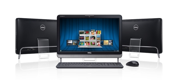 Настольный компьютер Dell Inspiron One 2205 — настоящее произведение искусства