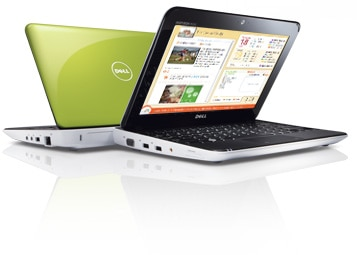 Dell Inspiron Mini 10 Netbook Computer Social Connection