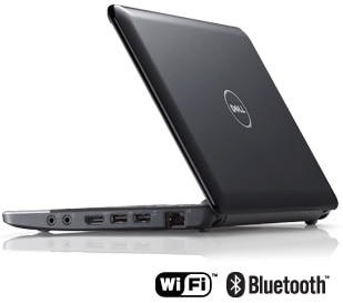 Dell Inspiron Mini 10 netbook computer