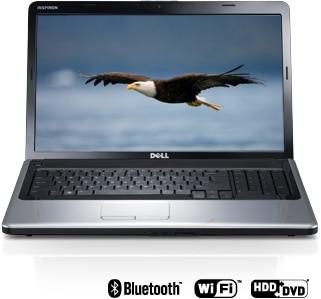 Dell Inspiron 17 Laptop Big Screen Portability