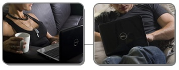 Dell Inspiron Mini 9 Netbook Social Connection