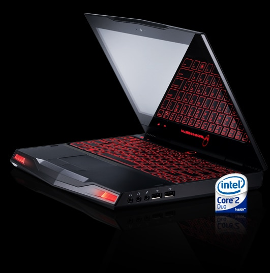 Dell Alienware M11x Laptop Computer - Portable power
