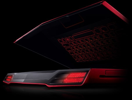 Alienware M15x Laptop Fierce Design