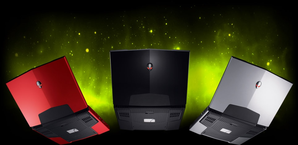 Alienware M15x Laptops