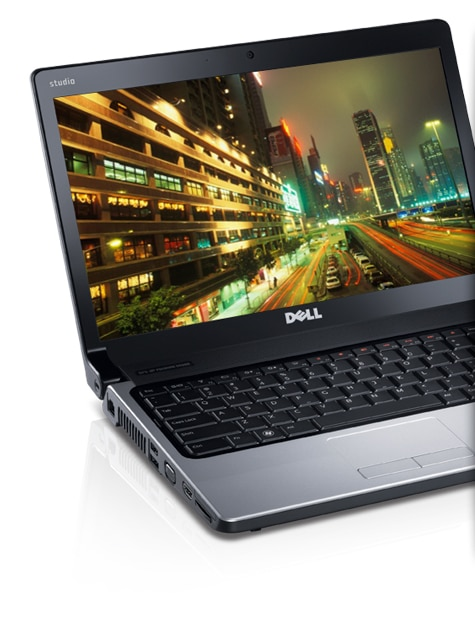 Dell Studio 14 Laptop Computer - On-the-Go Lifestyle