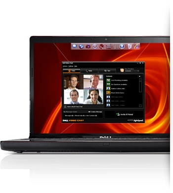 Dell Studio 15 Special Edition Laptop with video chat