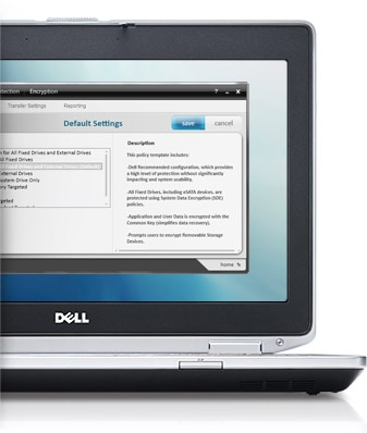 Dell Latitude E6420 Laptop - Confident security