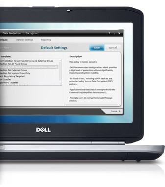 Dell Latitude E5420 Laptop - Confident security