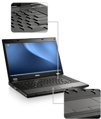 Dell Latitude E5510 Laptop - Intelligent Productivity