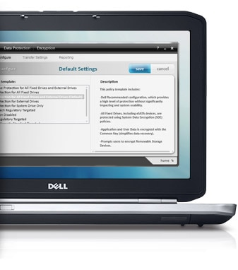 Dell Latitude E5520 Laptop - Confident security